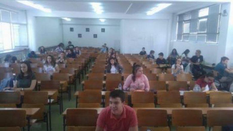I riu nga Maqedonia, pjesëmarrës në garat ndërkombëtare për matematikë në Iran
