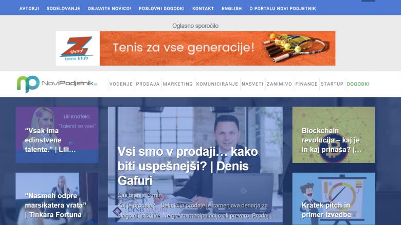 """Depërtimi i """"Mjeshtëria e Shitjes""""  në Slloveni dhe fokusi për trajnime"""