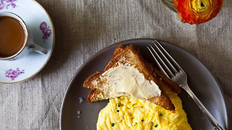 Mëngjese me pak kalori për heqjen e kilogramëve të tepërt