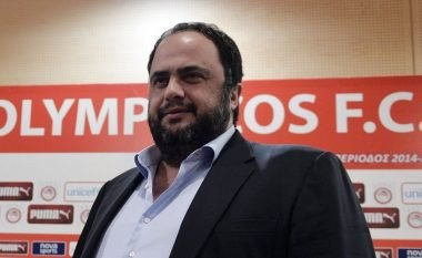 Presidenti i Olympiacos, Marinakis: Hasin, duhej ta shkarkoja më herët