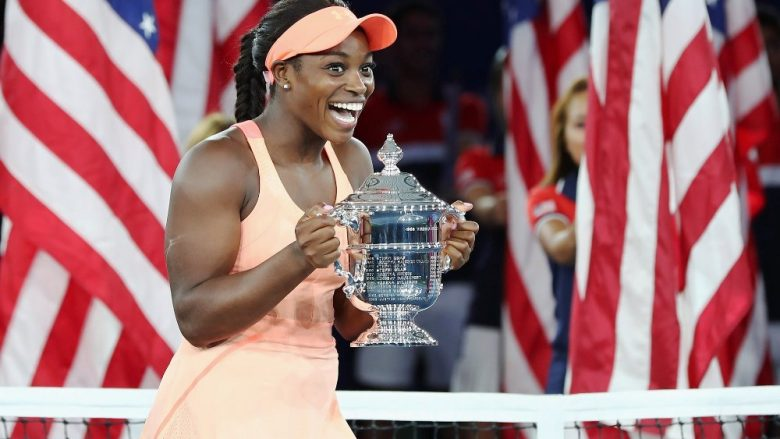 Stephens fiton turneun US Open