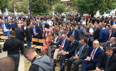 PDK hap fushatën zgjedhore në Prizren (Live)