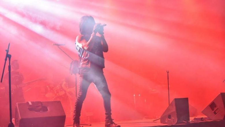 "Shikoni performancën e Joe Lynn Turnerit në ""Hardh Fest"" (Video)"