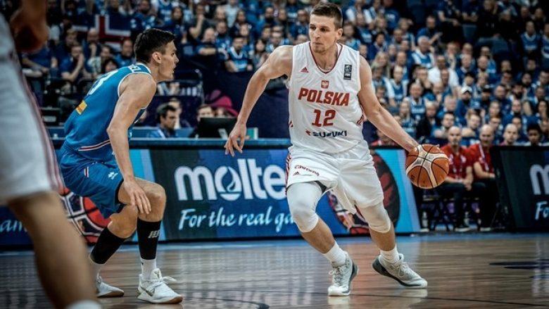 Polonia merr fitoren e parë në Eurobasket