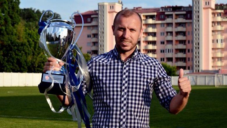 Zyrtare: Trepça '89 shkarkon trajnerin Ramadani