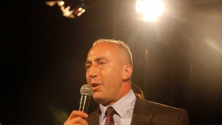 Haradinaj sonte do të mbajë konferencë shtypi në Shipitullë