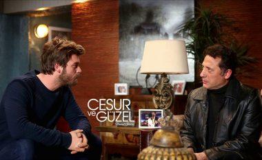 """Rëzai i serialit turk """"Cesur ve Guzel"""" në """"Hardh Fest"""" (Foto)"""