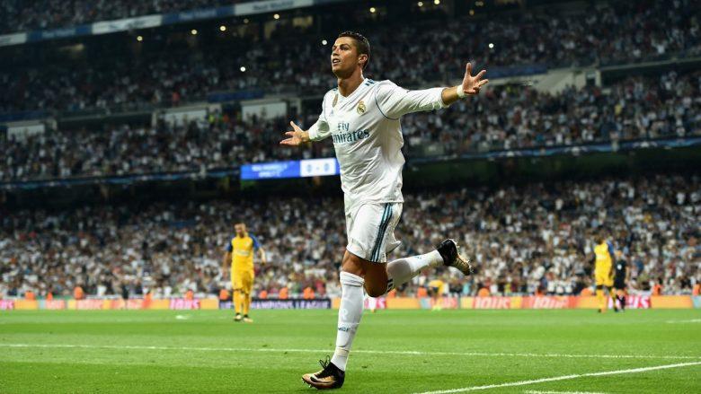 Notat e lojtarëve: Real Madrid 3-0 APOEL, CR7 u rikthehet golave (Foto)