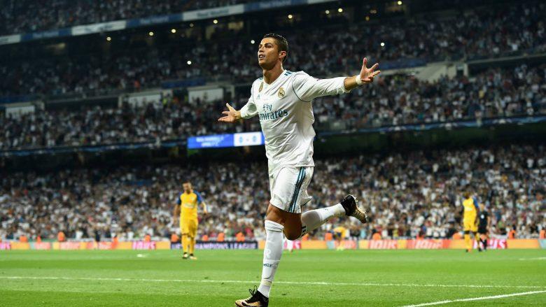 Rikthehet Ronaldo, Reali e nis mbrojtjen e titullit me fitore (Video)