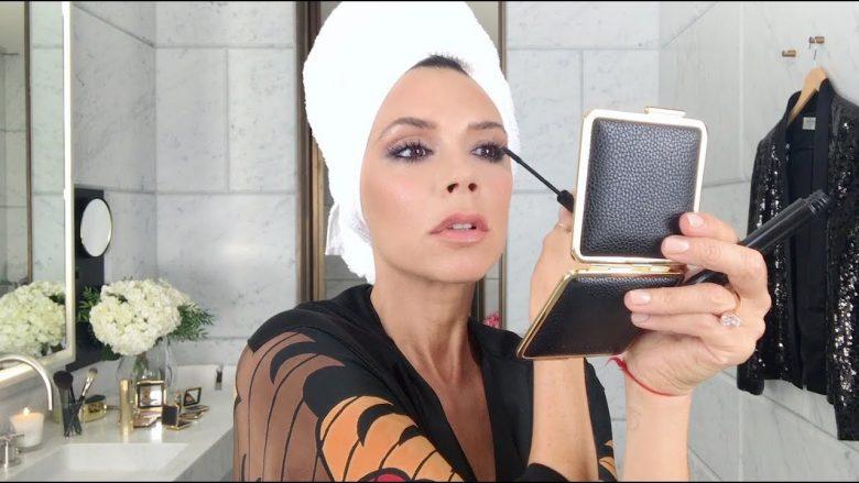 Si grimohet hap pas hapi ikona e adhuruar e modës Victoria Beckham? (Video)