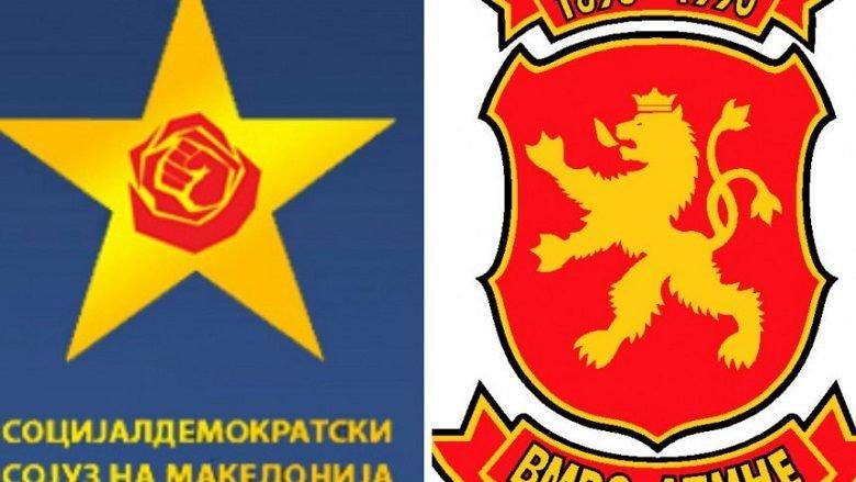 LSDM: Mickoski është lojtar anti-maqedonas dhe anti-perëndimor në duart e Gruevskit