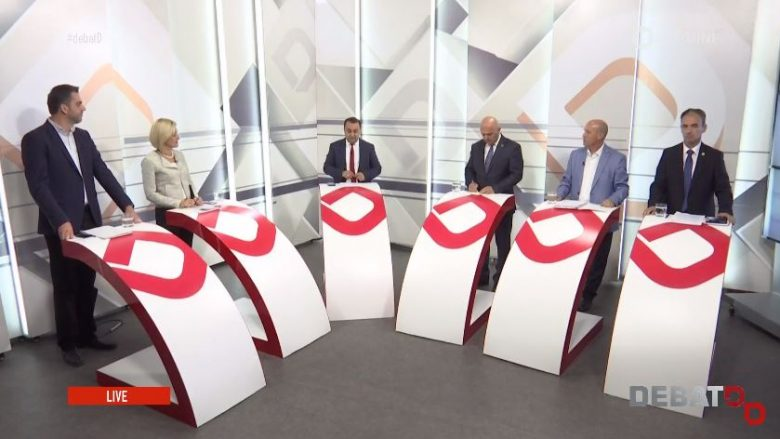 Live në RTV Dukagjini, debati për Gjakovën (Video)