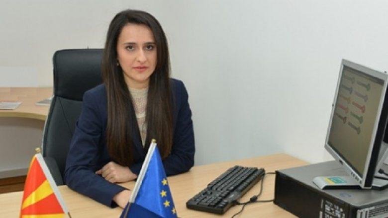 Ish-udhëheqësja e Qendrës për punësim në Shkup Aleksovska akuzon për revanshizëm politik nga ana e LSDM-së