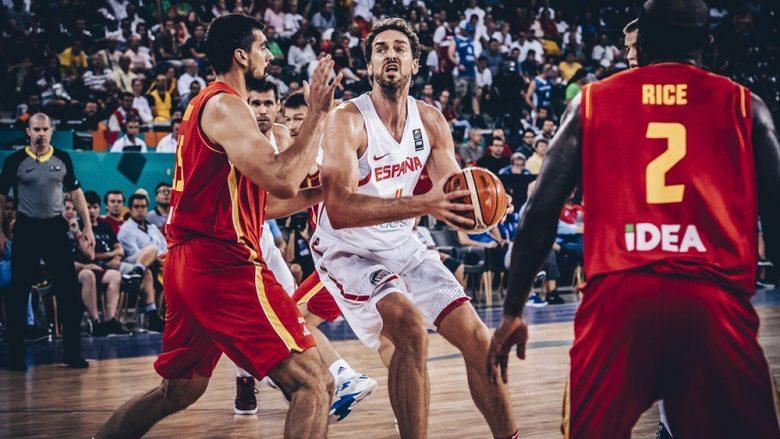 Spanja shënon fitoren më të thellë deri më tani në Eurobasket