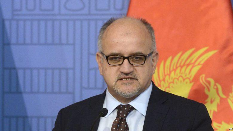 Shefi i diplomacisë së Malit të Zi: Demarkacioni me Kosovën, për ne është çështje e mbyllur