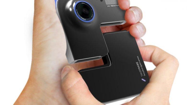 Take Frame, kamera që ua mundëson ta gjeni këndin e dëshiruar të fotografisë