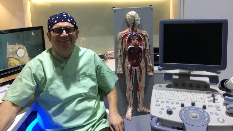 Trajtimi bashkëkohor i venave të zgjeruara me Laser 1470 nm, Radiofrekuencë bipolare, Variclose, Asval