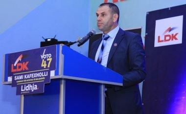 Kafexholli: Më 22 tetor në Malishevë do të ndodhë ndryshimi i madh