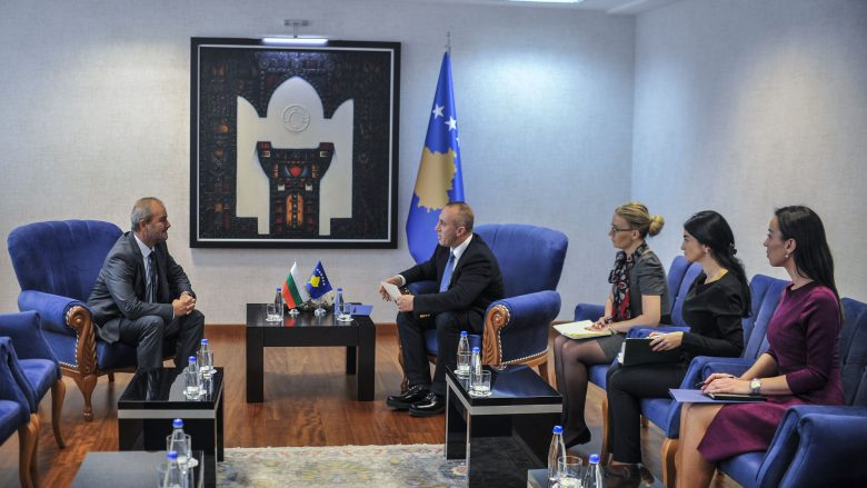 Haradinaj priti ambasadorin Dantchev