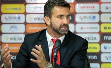 Panucci: Pres nga lojtarët të tregohen, me Kosovën do të eksperimentoj në formacion