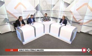 """""""Debat D Plus"""" në RTV Dukagjini: Behgjet Pacolli përballë analistëve (Video)"""