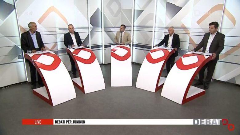 Tash në RTV Dukagjini: Debati për Junikun (Video)