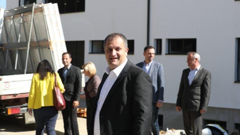 Lagjja Arbëria me shkollë të re