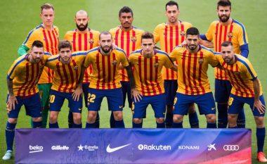 Klubet që do të largoheshin nga kampionatet spanjolle të futbollit në rast se pavarësohet Katalunia