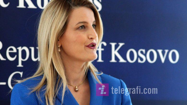 """Ministrja Hoxha për """"Wiener Zeitung"""": BE-ja duhet të njohë progresin në Kosovë"""