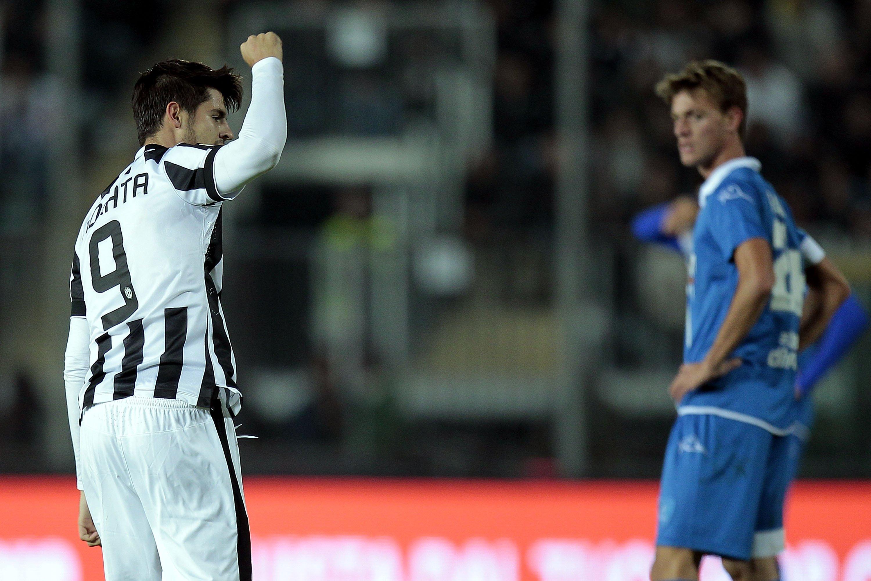 Morata: I dëshpëruar që u riktheva te Reali, nuk do largohesha kurrë nga Juventusi