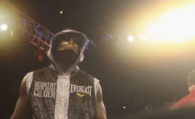 """""""Bombarduesi i Bronztë"""" – Deontay Wilder, njeriu i vetëm që mund ta mposhtë Anthony Joshuan!? (Foto/Video)"""