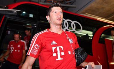Lewandowski kritikon përsëri drejtuesit e Bayernit për politikën e transferimeve