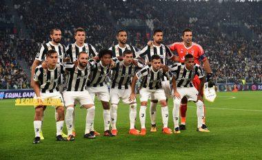 Juventus 2-1 Sporting: Notat e lojtarëve, Mandzukic më i miri (Foto)