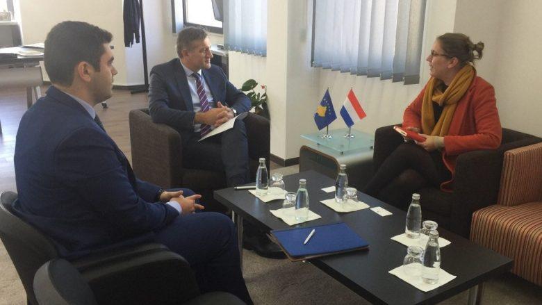 Luksemburgu do ta përkrah Ministrinë e Inovacionit dhe Ndërmarrësisë