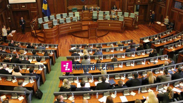 Deputetët nuk kanë hequr dorë nga shfuqizimi i Gjykatës Speciale