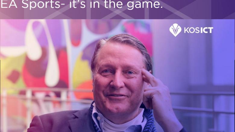 KosICT sjellë të ftuar special për të diskutuar rreth EA Sports