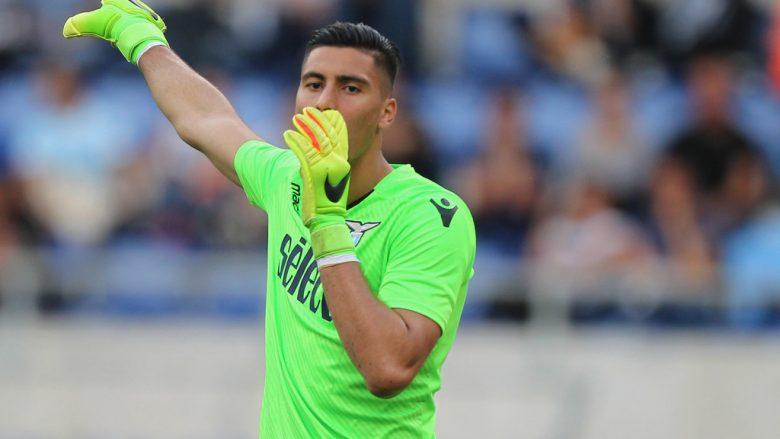 Strakosha mund të transferohet në Angli, Tottenham gati të paguajë për shqiptarin