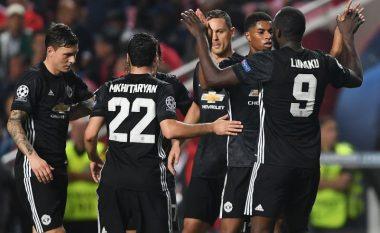 Notat e lojtarëve në takimin Benfica 0-1 United: Paraqitje e mirë e Djajve të Kuq (Foto)