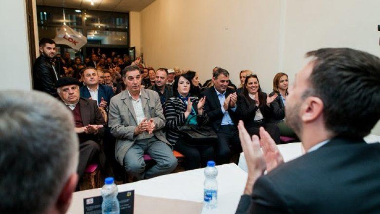 Abrashi: Shpendi s'është marrë me Prishtinën