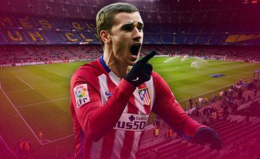 Griezmann duhet ta sakrifikojë pagën e tij për kalimin te Barcelona