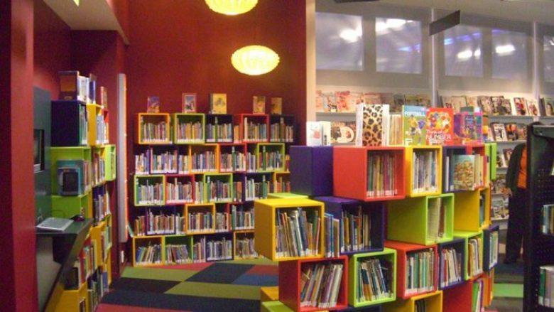 """Biblioteka e Zelandës së re, një """"shtëpi"""" për të pastrehët"""