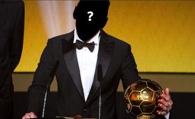 Pa Messin dhe Ronaldon, këta do të ishin fituesit e Topit të Artë në nëntë vitet e fundit