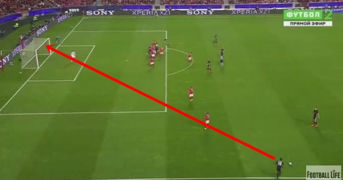 Unitedi në epërsi ndaj Benficas me golin fantastik të Rashfordit