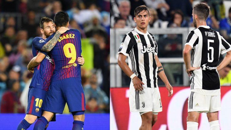Barça dhe Juve me fitore në Grupin D (Video)