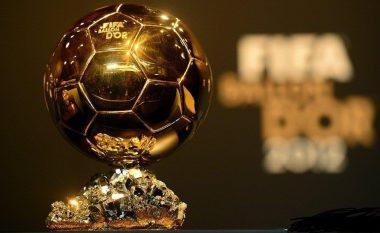 Zbulohen pesë futbollistët e parë që do të jenë në listën e 30 lojtarëve për Topin e Artë (Foto)