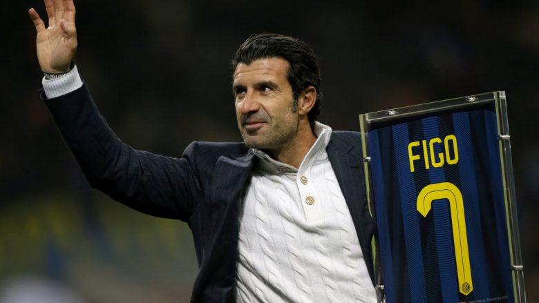 Zyrtare: Figo bëhet me rol drejtues në UEFA
