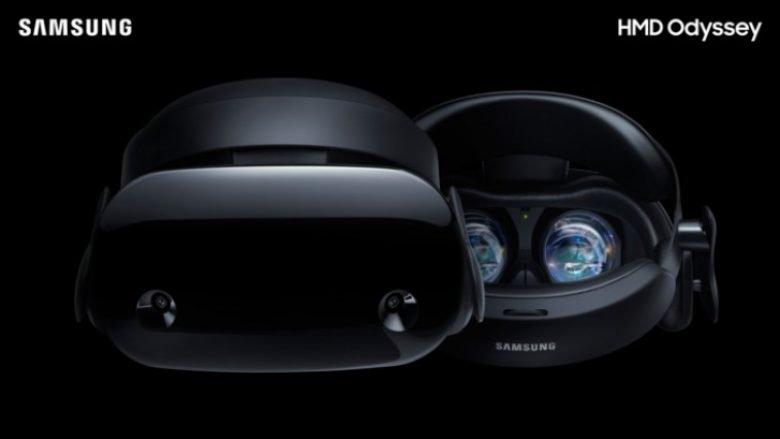 Samsung rivalizon me Oculus, sjell HMD Odyssey VR (Video)