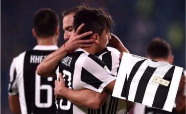 Juventusi në shenjë të 120 vjetorit me fanella unike (Foto)