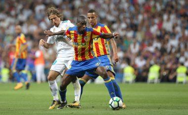Valencia e kënaqur me Kondogbian, do aktivizojë opsionin e blerjes nga Interi