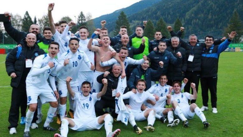 Kosova U-19 në grup me Rusinë, Uellsin e Poloninë